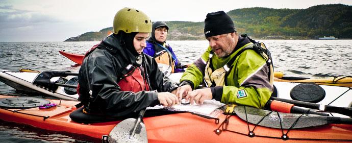 Sea Kayak Skills Level 3