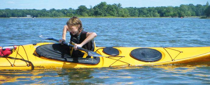 Sea Kayak Skills 1