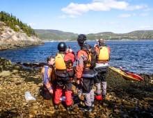 Sea Kayak Skills 3 — 09/14